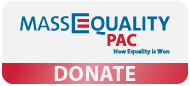 Donate button for MassEquality PAC