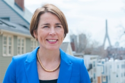 Maura Healey headshot